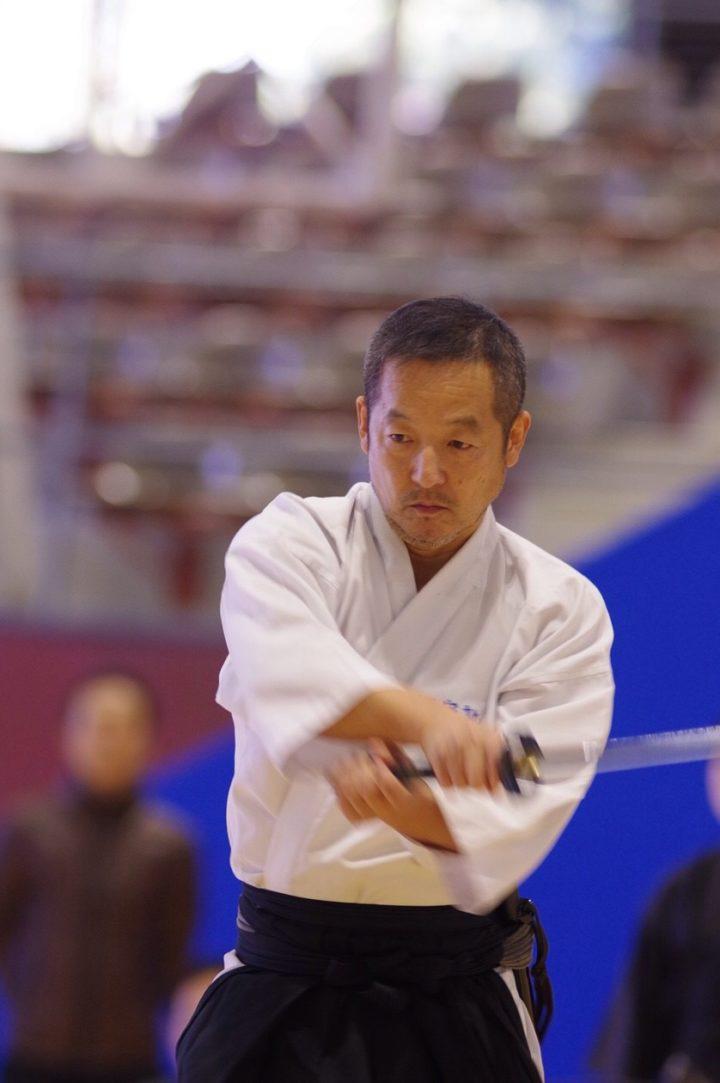 日本刀と居合