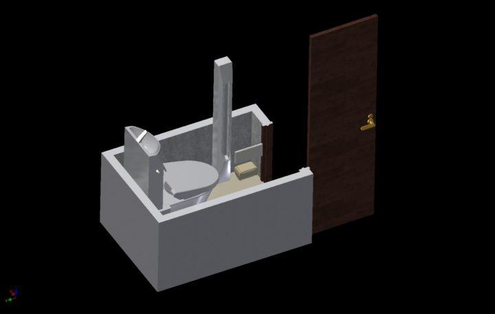 小便器レイアウト1